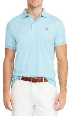 Polo Ralph Lauren Custom Slim-Fit Soft-Touch Polo