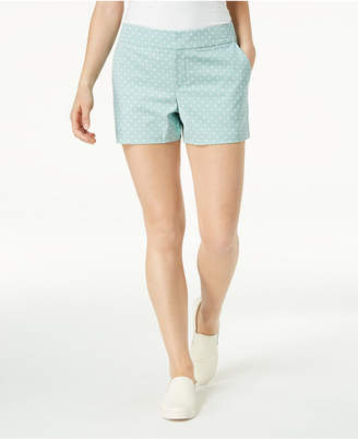 Maison Jules Printed Shorts, Created for Macy's