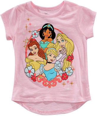 Disney Little Girls Princesses T-Shirt