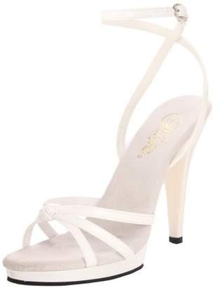 Pleaser USA Women's Flair-436/W/M Platform Sandal