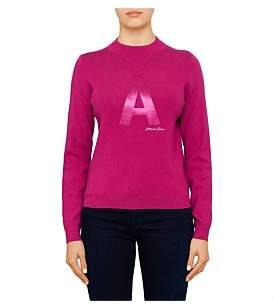Armani Jeans Logo 'A' Sweatshirt