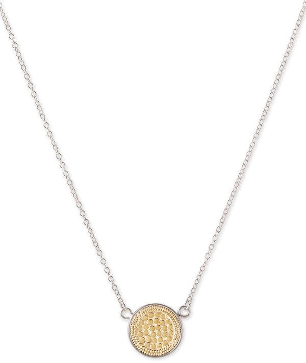 Anna Beck 'Gili' Reversible Disc Necklace