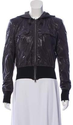 Belstaff Nylon Hooded Jacket