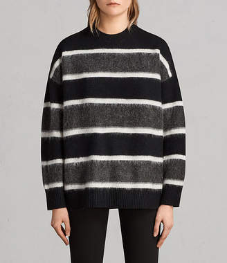 AllSaints Edi Crew Sweater
