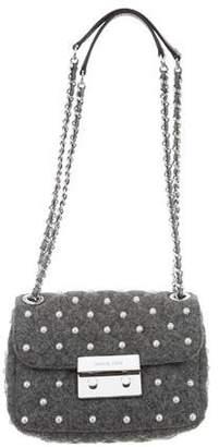 MICHAEL Michael Kors Embellished Flap Bag