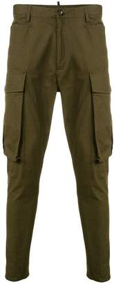 DSQUARED2 regular cargo trousers