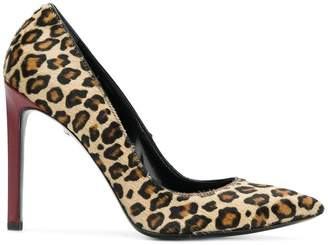 Just Cavalli leopard print pumps