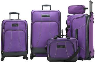 Skyway Luggage Seville 5-Piece Spinner Luggage Set