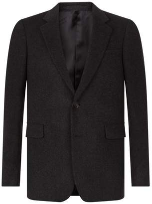 Burberry Cashmere Single-Breast Jacket