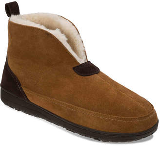 Dearfoams Notch Bootie Slipper - Men's