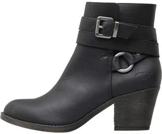 Rocket Dog Womens Salvador Dove Ankle Boots Black