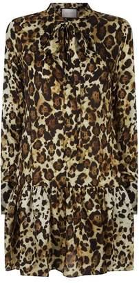 Alexis Lydia Leopard Dress