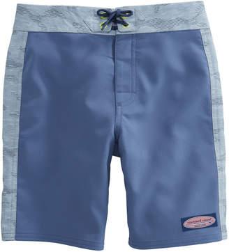 Vineyard Vines Boys Camo Pieced Board Shorts