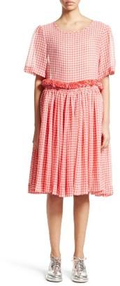 Women's Molly Goddard Teen Dress $720 thestylecure.com