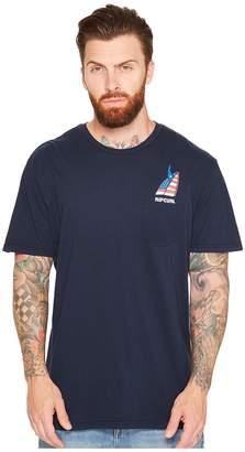 Rip Curl Pocket Quiver Custom Tee Men's T Shirt