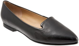 Trotters Pointed Slip-On Flats - Harlowe