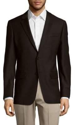 John Varvatos Wool-Blend Jacket