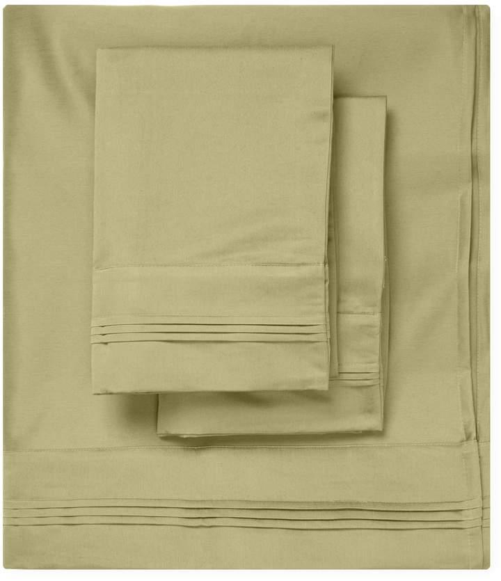 Superior Premium Long Staple Combed Solid Sheet Set