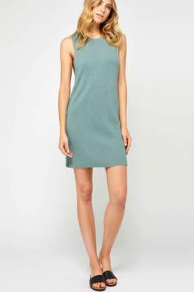 Gentle Fawn Green Sweater Dress