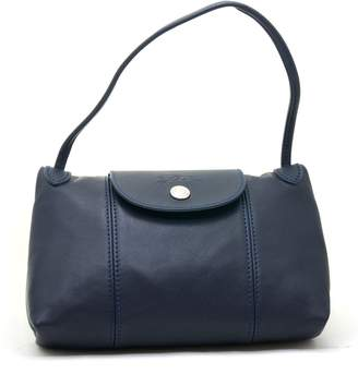 Longchamp Le Pliage Cuir Shoulder Bag