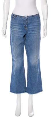 Paul Smith Mid-Rise Wide-Leg Jeans