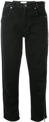 3.1 Phillip Lim side zip crop jeans