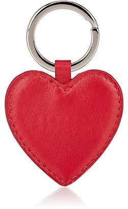 Barneys New York WOMEN'S HEART KEY RING - RED