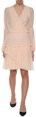 3.1 Phillip Lim Asymmetric Ruffled Dress