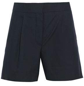 Thom Browne Pleated Wool Shorts