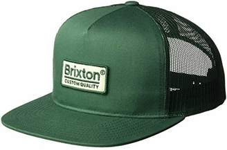 388d2cc6c3d Brixton Men s Palmer Medium Profile Adjustable Mesh Hat