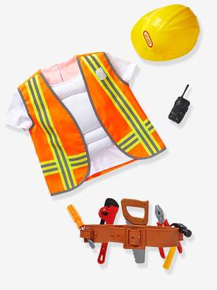 Vertbaudet Builder's Costume with Accessories