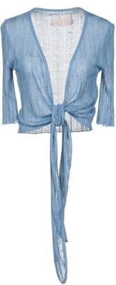 Betty Blue Wrap cardigans