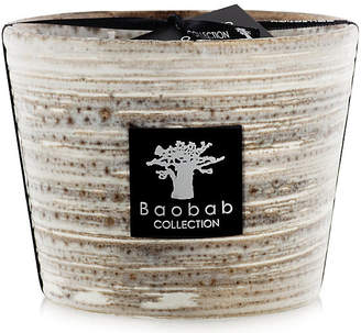 Baobab Collection Terra Candle - Peppermint & Driftwood