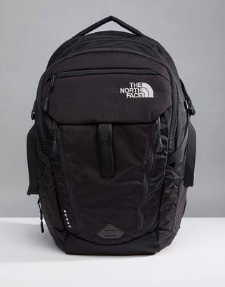 The North Face Surge Backpack 33 Litres in Black