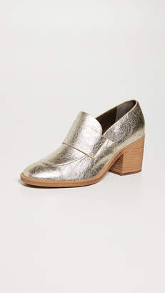 Coclico Bellatrix Block Heel Loafers