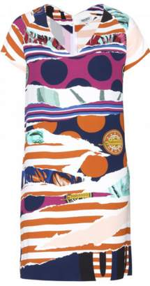 Kenzo Vibrant Jersey Dress