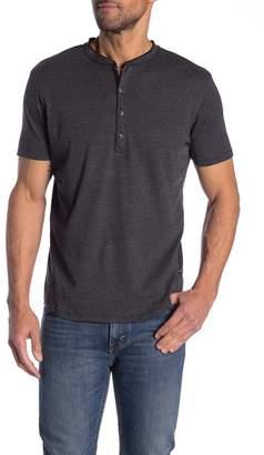 Good Man Brand Short Sleeve Tri Blend Jersey Knit Henely