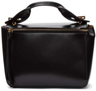 Sophie Hulme Black Bolt Bag