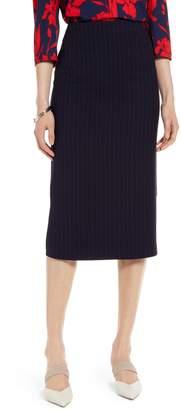 Halogen Midi Pencil Skirt