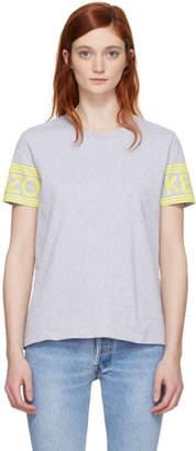 Kenzo Grey Sport Straight T-Shirt