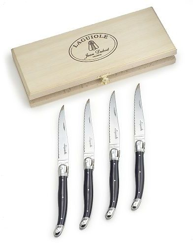 Laguiole Steak Knives, Set of 4