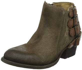 Hudson Encke Suede, Women's Ankle Boots, Beige (Beige Mlti), (37 EU)