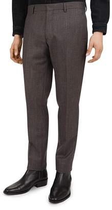 The Kooples Groovy Wool Slim-Fit Trousers