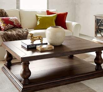 Used Pottery Barn Coffee Tables Furniture ShopStyle - Pottery barn leona coffee table