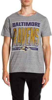 Junk Food Clothing Baltimore Ravens Touchdown Tee