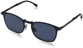 HUGO BOSS BOSS by Men's 0942/s Rectangular Sunglasses