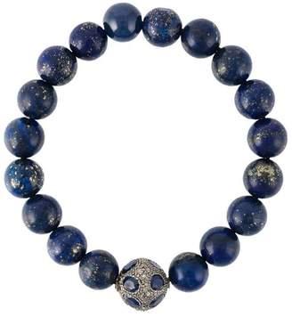 Gemco bead diamond ball bracelet