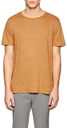 Theory Men's Essential Slub Linen T-Shirt