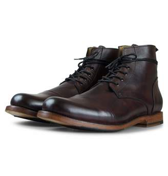Sutro Footwear Alder Boot Redbrown