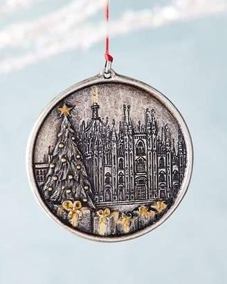 Buccellati 2017 Annual Duomo Christmas Ornament